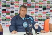 SAFET SUSİC - Susic Açıklaması 'Aytemiz Alanyaspor Seneye Süper Lig'de'