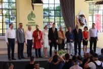 NİKAH SALONU - Tarihi Elektrik Fabrikası Kültür Merkezi Ve Nikah Salonu Açıldı