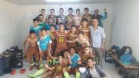 TAŞPıNAR - U14 Türkiye Futbol Şampiyonası Karşılaşmaları Sona Erdi