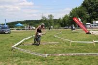 MEHMET FATIH ÇIÇEKLI - Uluslararası Sakarya Dağ Bisikleti Kupası Yarışları Başladı