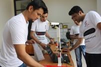 Üniversite Öğrencileri Mülteciler İçin Sistem Geliştirdi