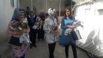 Vali Abdullah Erin'in Eşi Gülhan Erin Şehit Ailesinin Anneler Gününü Kutladı