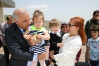Vali Zorluoğlu Şehit Aileleriyle Bir Araya Geldi