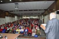 Yeşilli'de 'Sen Kimsin' Konferansı