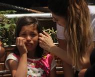 ZİNCİRLEME KAZA - Zincirleme Kazada Çocuklar Yaralandı, Anneler Ağladı