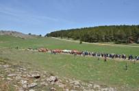 İLYAS ÇAPOĞLU - 2. Dumanlı Gençlik Ve Doğa Festivalinde Öğrenciler Doyasıya Eğlendi