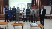 GÜNEBAKAN - 22. Günebakan Sertifikası Hizmetiçi Eğitim Enstitüsüne Verildi