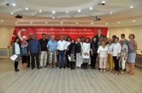 ALAADDIN KEYKUBAT - 46 Ülkeden 940 Yerleşik Yabancı Öğrencinin Eğitim Sorunları Ele Alındı