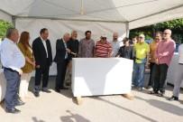 RAMAZAN AKYÜREK - Adana'da '3. Uluslararası Adana Taş Heykel Sempozyumu'