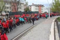 Ağrı'da Gençler Yürüdü