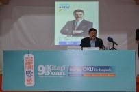 NÜKLEER ENERJI - AK Parti Genel Başkan Yardımcısı Aktay, Kitap Fuarı'nda