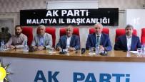MUSTAFA ŞAHİN - 'AK Parti'nin İçine Nifak Sokmak İçin…'