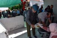 KURU FASULYE - Aliağa'da Köy Hayırları Ve Keşkek Şenliği