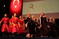 MURAT AYDıN - Amra Dans Ekibi Yine Büyüledi