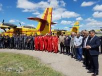 KATKI PAYI - 'Ateş Kuşları' 4 Yangın Bölgesine Uğurlandı
