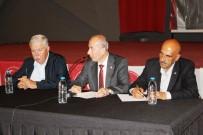 AHMET ÇAKıR - Ayvalık MHP'de Mehmet Kaban Yeniden Başkan Seçildi