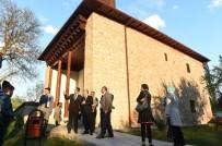 HAKKı KÖYLÜ - Bakan Özlü, Kastamonu'yu Ziyaret Etti