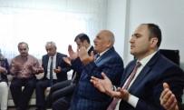 Bakan Yardımcısı Ersoy'dan Şehit Evine Yaziye Ziyareti