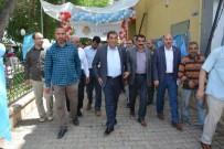 CEYLANPINAR - Başkan Atilla'dan Semerkant Kermesine Ziyaret