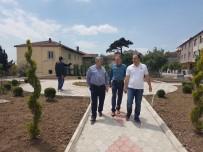 ALTıNOLUK - Başkan Baran, Kirazlıyalı'da Çalışmaları İnceledi