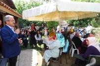 GEBZELI - Başkan Köşker Şehit Anneleriyle Bir Araya Geldi