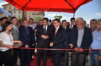 ANKARA VALİSİ - Başkan Tiryaki'den Hafta Sonunda 2 Açılış