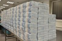 BÜTÇE AÇIĞI - Bütçe Nisanda 3 Milyar Açık Verdi