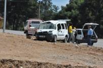ASSOS - Çanakkale'de Trafik Kazası Açıklaması 9 Yaralı