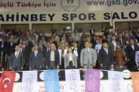 AHMET UZER - Dünyanın Sayılı Sirk Grubu Gaziantep'te
