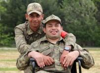 ENGELLİ GENÇ - Engelli Askerler Peygamber Ocağı'nda