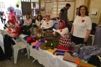 DOYRAN  - Engelli Kadınlardan El Emeği Sergisi