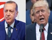 Erdoğan ile Trump'ın görüşme saati belli oldu