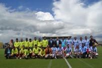 BAKIM MERKEZİ - Erzurum'da Engelli Futbol Müsabakası