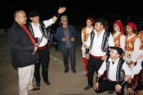 SAĞLIK MESLEK LİSESİ - Etili Köyünde Halk Oyunları Gecesi