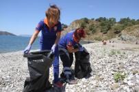 ÇEVRE TEMİZLİĞİ - Fethiye UMKE'den Çevre Temizliği
