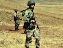 GABAR DAĞI - Gabar'da patlama: 3 asker yaralandı
