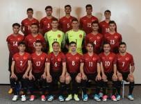 MACARISTAN - Genç Milliler Final İçin İngiltere Karşısında