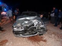 İSMAIL KAYA - Gölpazarı'ndan Trafik Kazası Açıklaması 1'İ Çocuk 5 Yaralı