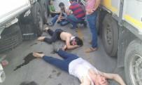 İSTANBUL AĞIR CEZA MAHKEMESİ - Havasızlıktan Boğulmak Üzere Olan DHKP-C'lileri Jandarma Kurtardı