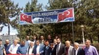 ÜLKÜCÜ - İsmail Gerçeksöz'ün İsmi Parka Verildi