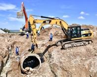 GÖRECE - İzmir'in 3 Büyük İlçesinde Sular Kesildi, Ekipler Alarmda