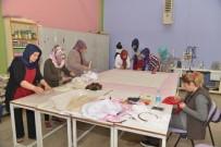İŞÇİ SAĞLIĞI - Kadınlar Tekstilde Uzmanlaşacak