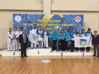 DILRUBA - Kağıtspor'da Büyük Ve Ümit Bayanlardan Türkiye 3.'Lüğü Geldi