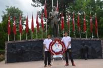 Kahta İlçesinde Gençlik Haftası Kutlandı