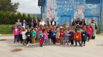 MAVI BONCUK - Kartepeli Çocuklara Çevre Bilinci Yerinden Öğretiliyor