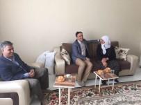 EMNİYET AMİRİ - Kaymakam Kılıç'tan Şehit Ailesine Ziyaret