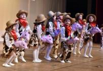 ERDEM BAYAZıT - Kepezli Miniklerden 7 Bölge Dansı