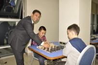 ÖMER ERDOĞAN - Konya MMO Şubesi'nden Satranç Turnuvası