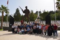 LALA MUSTAFA PAŞA - Korkutelili Gaziler Ve Şehit Yakınları Kıbrıs'ta