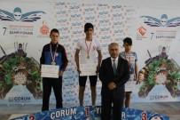 LÜTFIYE İLKSEN CERITOĞLU KURT  - Koruma Altındaki Çocuklar 7. Türkiye Yüzme Şampiyonası Başladı